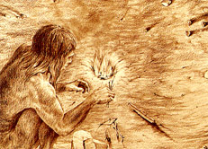 feu-homme-prehistorique